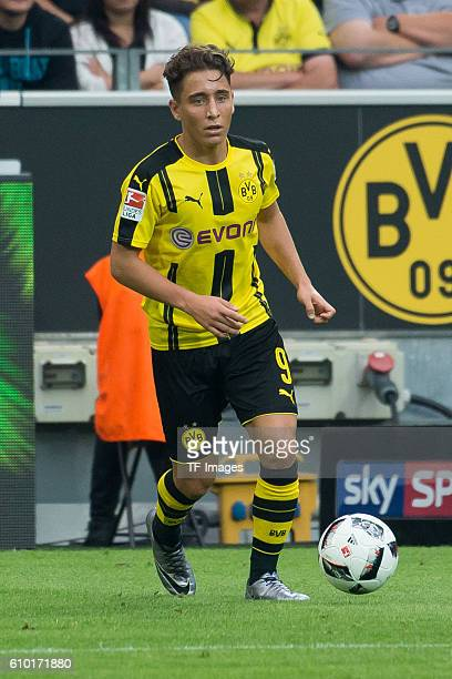 Dortmund Germany 1Bundesliga 3 Spieltag BV Borussia Dortmund SV Darmstadt 98 60 Emre Mor
