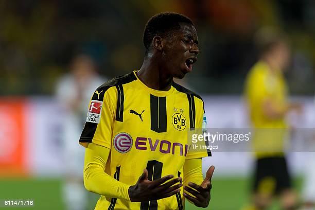 Dortmund Germany 1Bundesliga 5 Spieltag BV Borussia Dortmund SC Freiburg 31 Ousmane Dembele