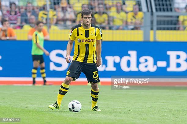Dortmund Germany 1Bundesliga 1 Spieltag BV Borussia Dortmund 1 FSV Mainz 05 21 Sokratis