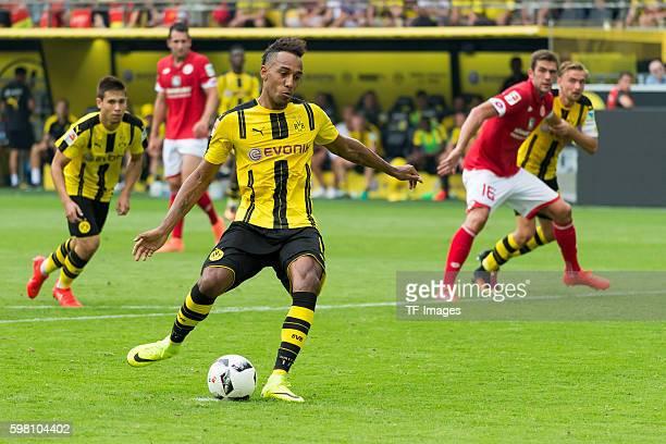 Dortmund Germany 1Bundesliga 1 Spieltag BV Borussia Dortmund 1 FSV Mainz 05 21 PierreEmerick Aubameyang TOR zum 20