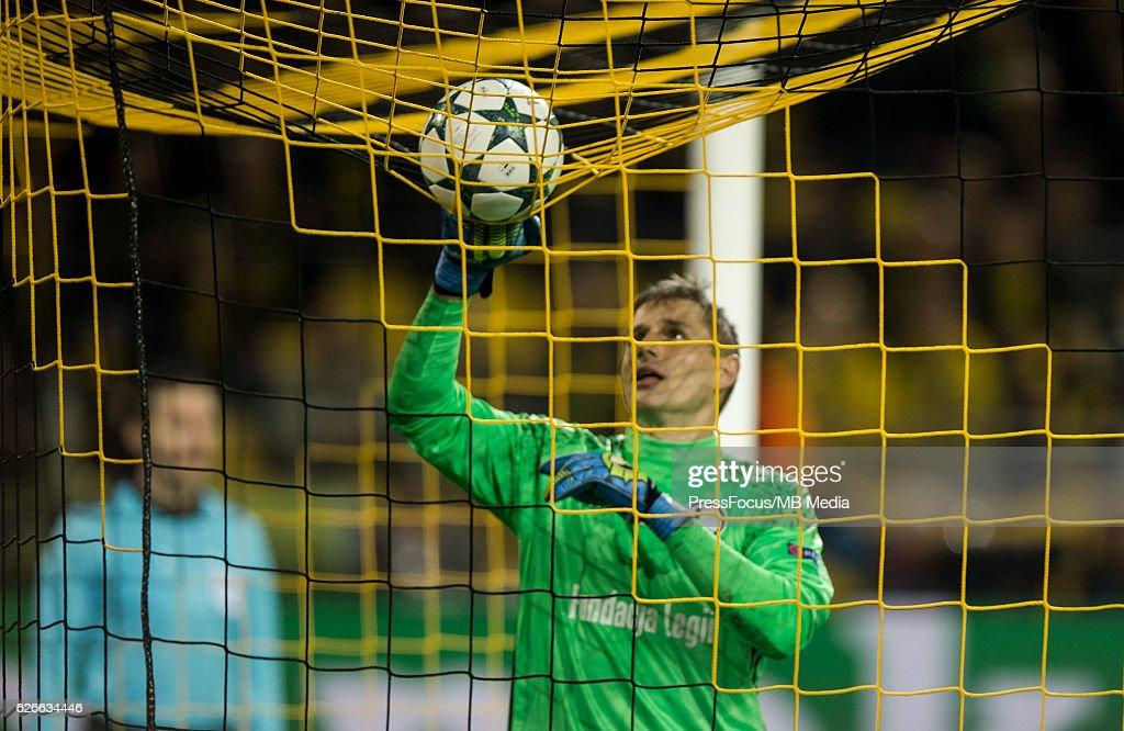 Borussia Dortmund - Legia Warszawa : News Photo
