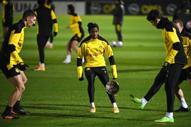 DEU: Borussia Dortmund v Club Brugge KV: Group F - UEFA Champions League