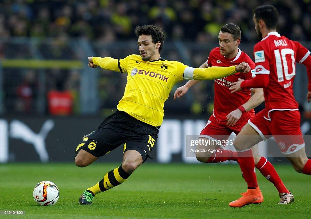 Borussia Dortmund v FSV Mainz - Bundesliga : News Photo