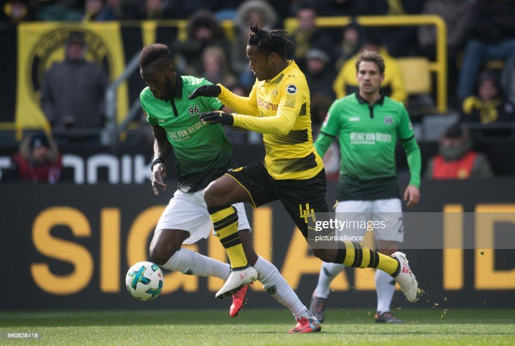 Germany Bundesliga - Borussia Dortmund vs Hannover 96 : News Photo