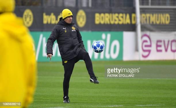 DEU: Borussia Dortmund v Club Brugge - UEFA Champions League Group A