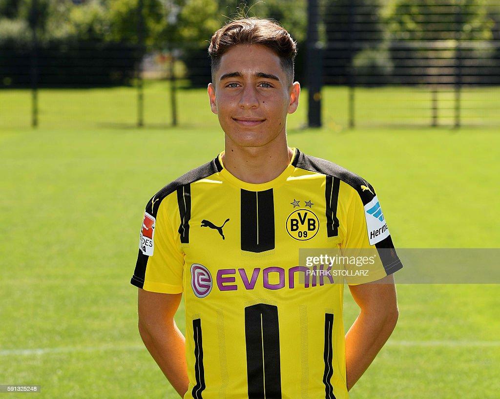 Dortmund Emre Mor