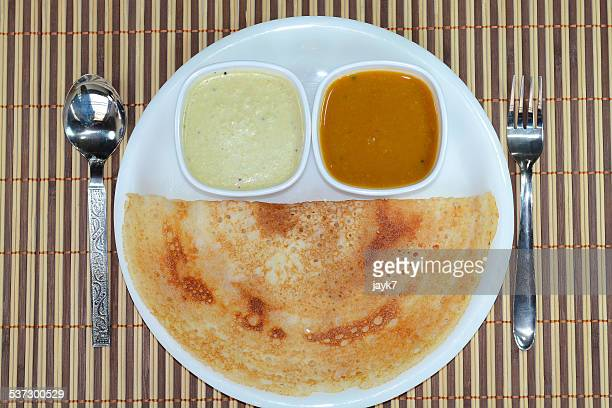 dosa - dosa stock photos and pictures