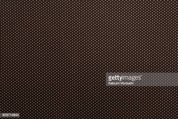 Dot pattern cloth texture background