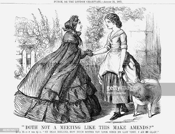 Doth Not a Meeting Like This Make Amends 1861 In August 1861 the Queen and Prince Albert together with the Prince of Wales and Prince Alfred landed...