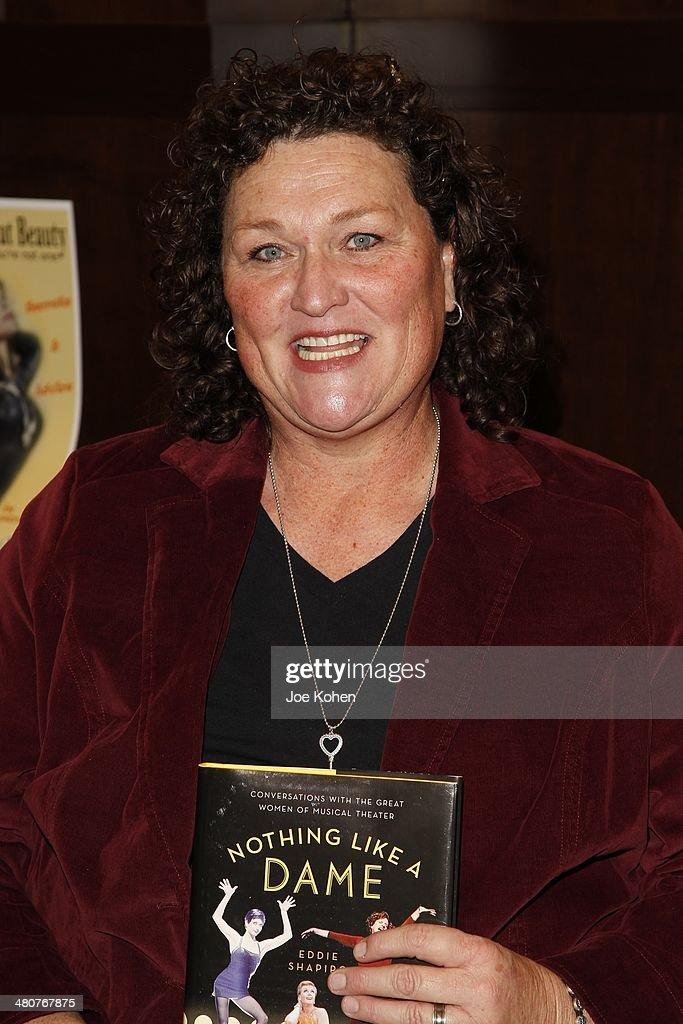7aaf05aed16a Eddie Shapiro, Julie Newmar & Dot-Marie Jones Celebrate Release Of 'Nothing  Like