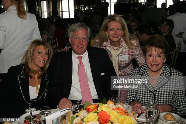 Dottie Herman Robert Trump Blaine Trump and Mary Higgins Clark attend Authors In Kind 2005 God's Love We Deliver Hosts It's 2nd Annual Luncheon at...