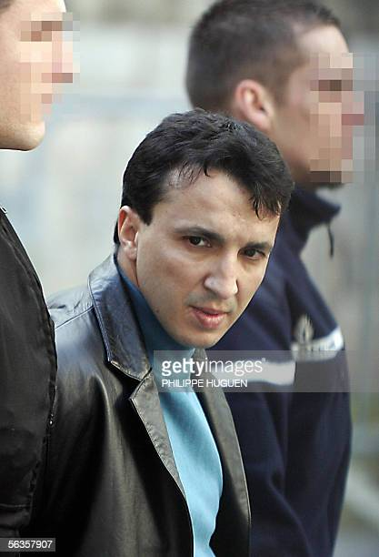 French of Algerian origin Mouloud Boughelane member of a group of Islamic militants known as the Roubaix gang who carried out a series of holdups at...
