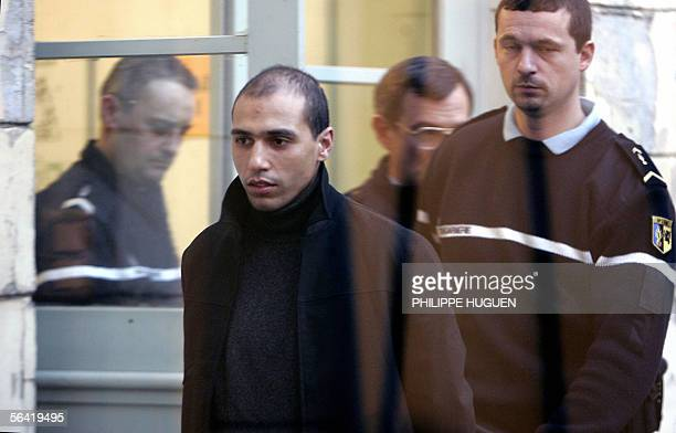 Hocine Bendaoui a member of a group of Islamic militants known as the Roubaix gang who carried out a series of holdups at the start of 1996 around...