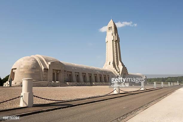 Ossuaire de Douaumont, Bataille de Verdun, France Armistice de la Première guerre mondiale