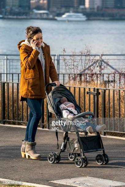 NEW AMSTERDAM Double Blind Episode 215 Pictured Alison Luff as Alice Healy