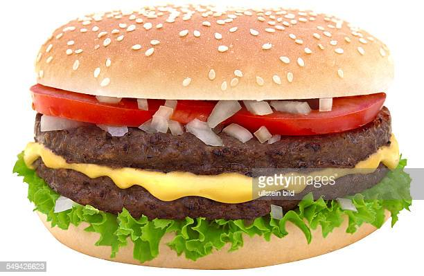 A double burger