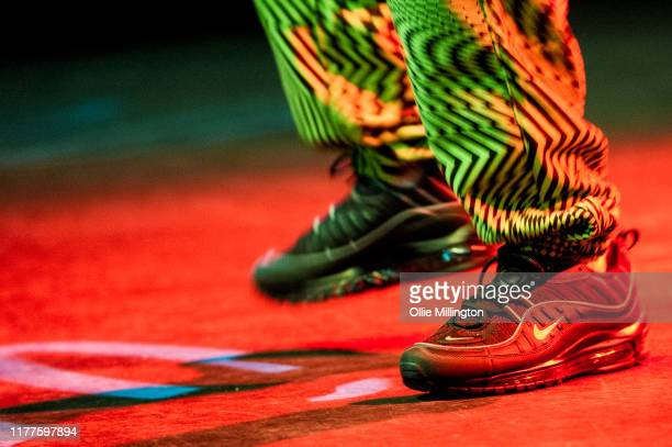 D Double E of Newham Generals performs during the A Life Of Grime Show at O2 Forum Kentish Town on September 27 2019 in London England