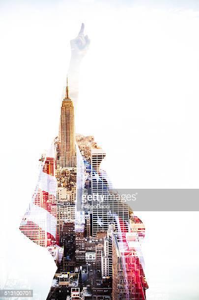 米国ニューヨークの重被ばく