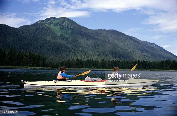 Double Kayaking