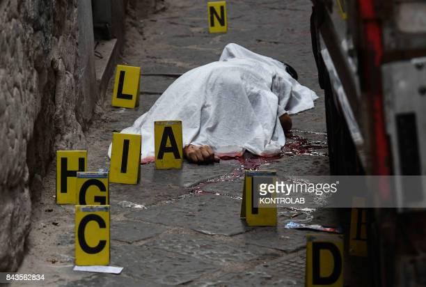 Double murder of Camorra the victims Edoardo Amoruso and Salvatore Dragonetti