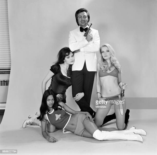 Double O'Connor the theatrical grapevine is buzzing with the rumour that Des O'Connor is on the short list to play the new James Bond Des has even...