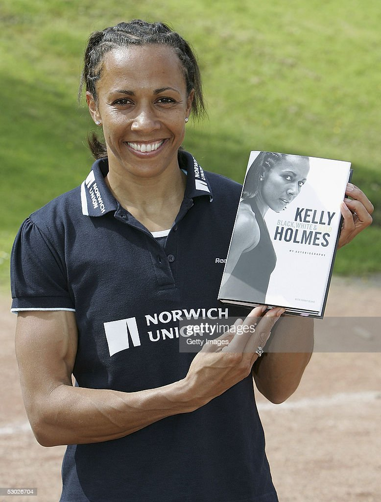 Kelly Holmes Book Signing Photos and Images | Getty Images
