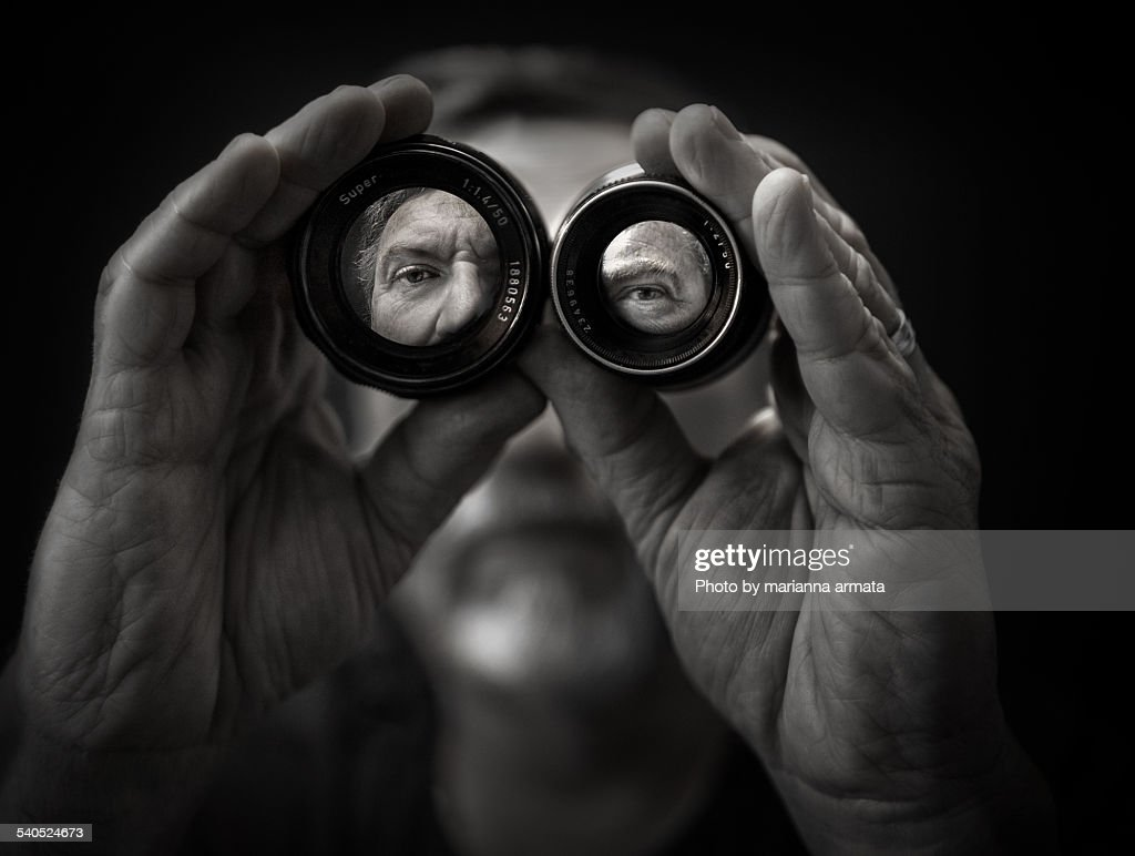 Double Vision : Stock Photo