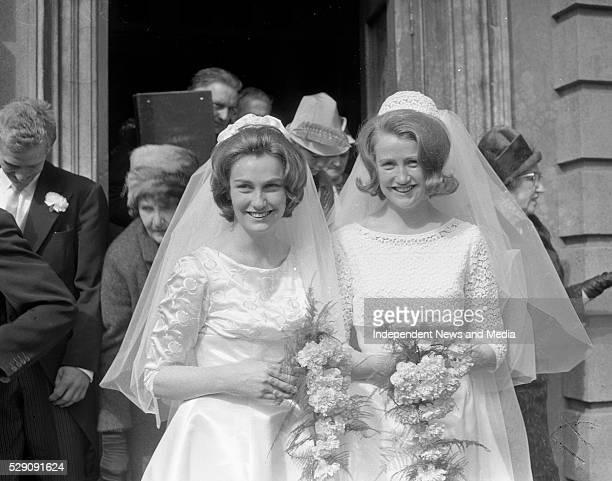 Miss Vera Lennon her sister Miss Miriam Lennon Coolgreeny Gorey Co Wexford