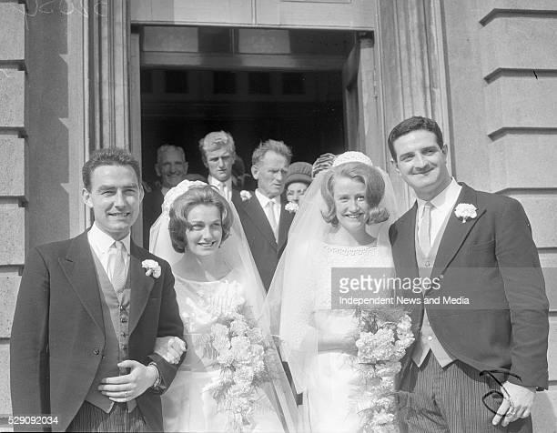 Mr Alo Doyle Miss Vera Lennon her sister Miss Miriam Lennon Coolgreeny Gorey Co Wexford and Mr Kevin Keyes15 Blackheath Ave Clontarf Dublin