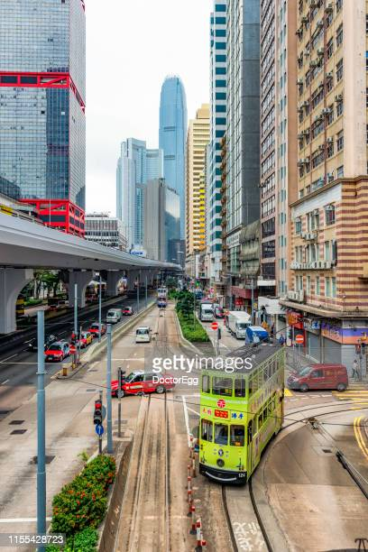 Double-Deck Hong Kong Traditional Trams, Hong Kong