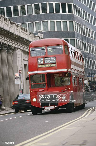 doubledecker - double decker bus stock pictures, royalty-free photos & images