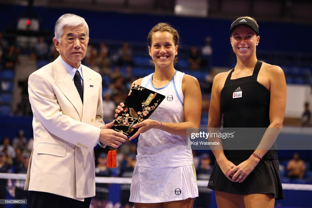 Toray Pan Pacific Open - Day 6 : News Photo
