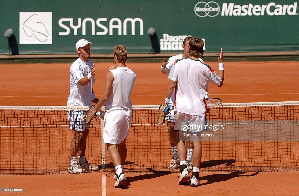 ATP - 2006 Swedish Open - Doubles Final - Bjorkman/Johansson vs Acasuso/Ignacio