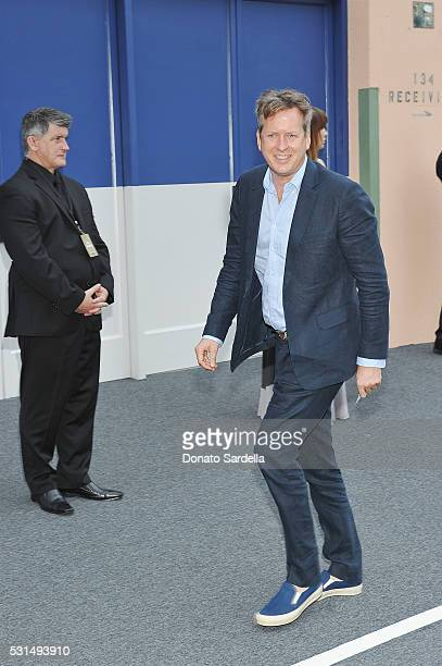 Doug Aitken attends the MOCA Gala 2016 at The Geffen Contemporary at MOCA on May 14 2016 in Los Angeles California
