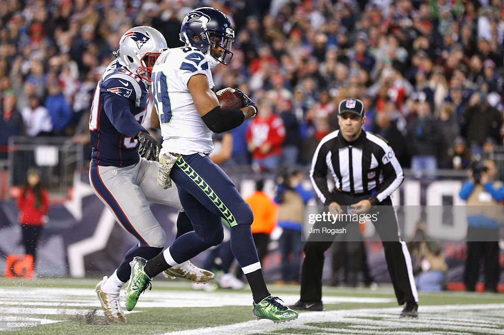 Seattle Seahawks v New England Patriots : News Photo