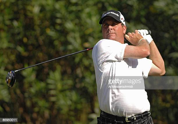 Doug Barron on the 14th tee during the first round of the 2006 Chrysler Championship Oct 26 in Palm Harbor Fl
