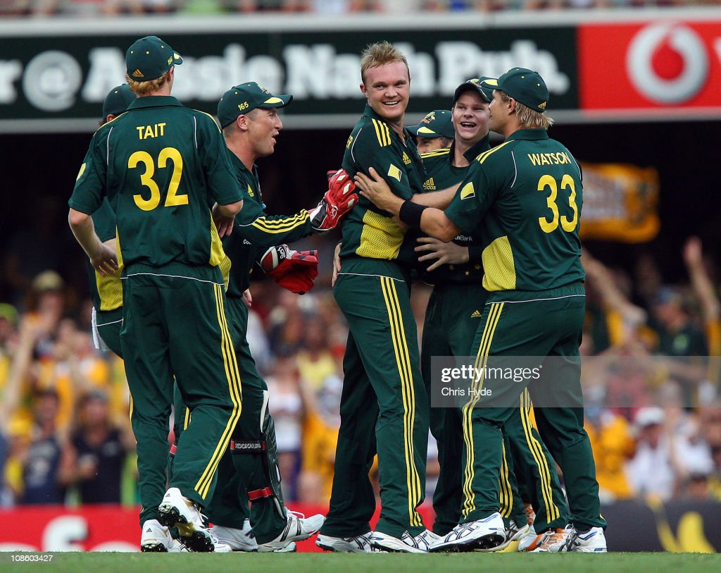 Commonwealth Bank Series - Game 5: Australia v England