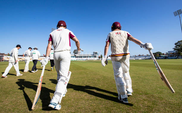 GBR: Northamptonshire v Durham - Specsavers County Championship: Division Two