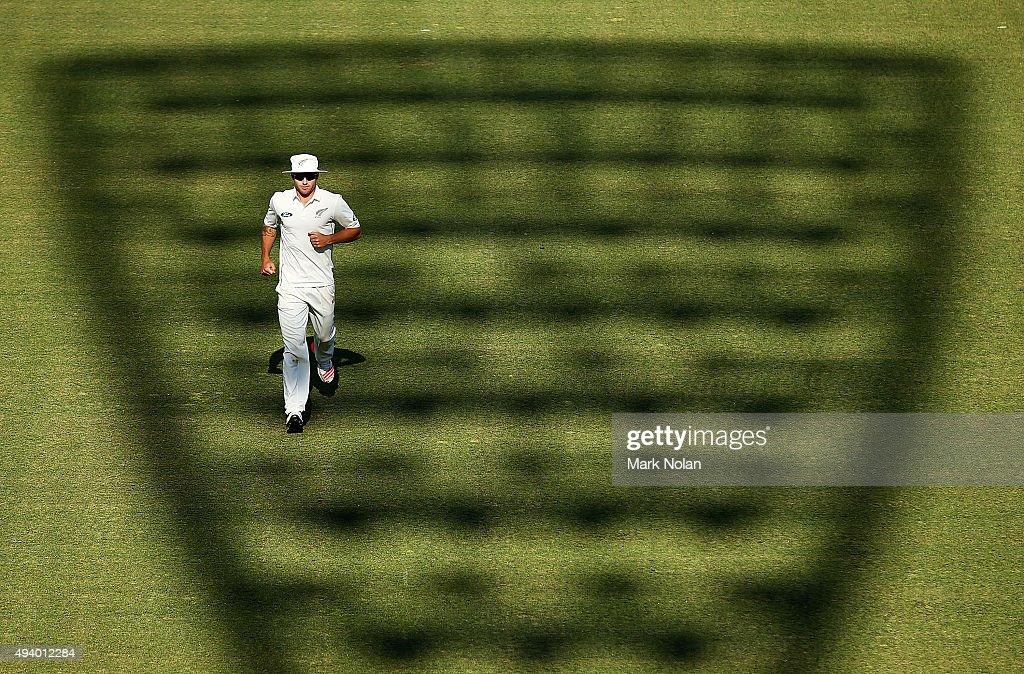 CA XI v New Zealand : News Photo