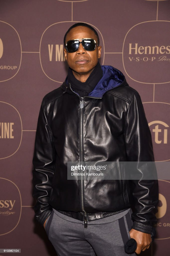 Warner Music Group Hosts Pre-Grammy Celebration In Association With V Magazine - Arrivals