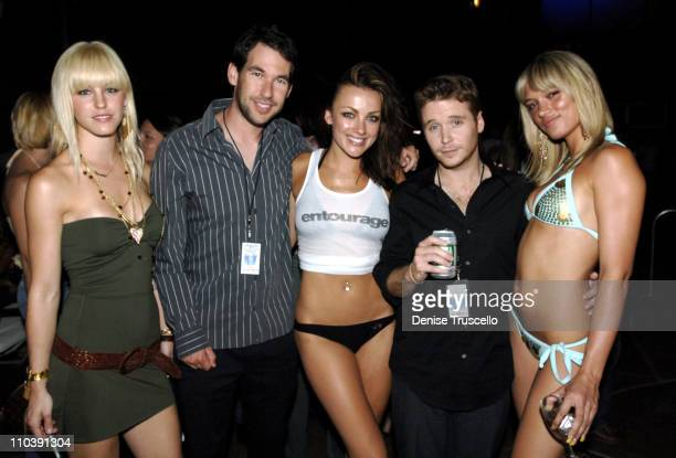 Doug Ellin producer/creator and Kevin Connolly with guests