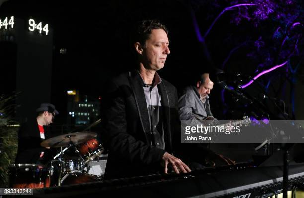 Doug Emery performs during the Membership Celebration at the Recording Academy on December 14 2017 in Miami Beach Florida