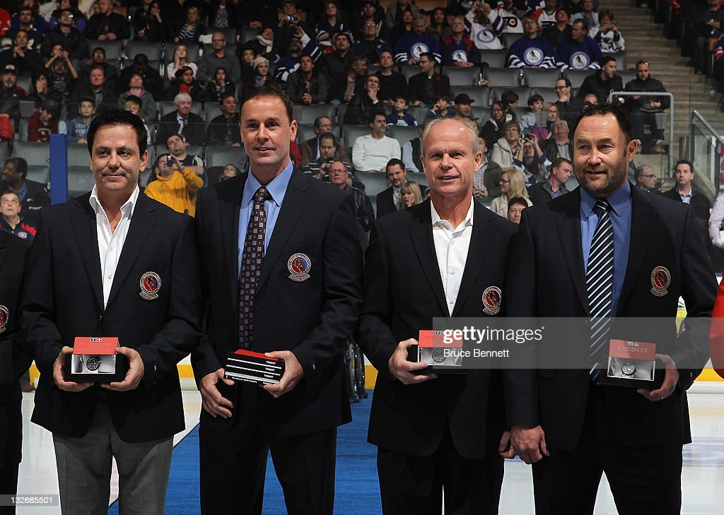 Hockey Hall Of Fame Legends Classic Game