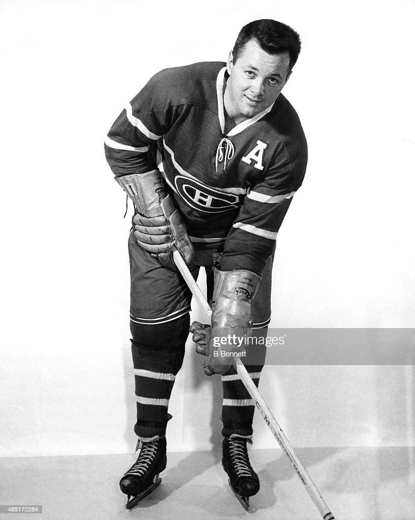 newest c0068 01163 Doug Harvey of the Montreal Canadiens poses for a portrait ...