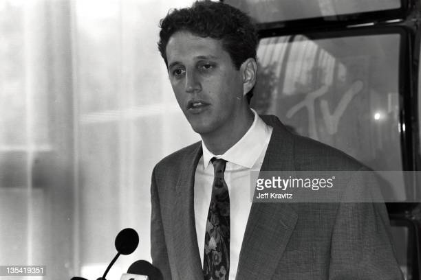 Doug Herzog during File Photos in Los Angeles CA United States