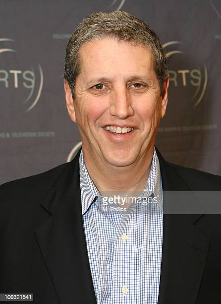 Doug Herzog President MTV Entertainment Group during HRTS The Cable Chiefs Newsmaker Luncheon at Hyatt Regency Century Plaza in Los Angeles...