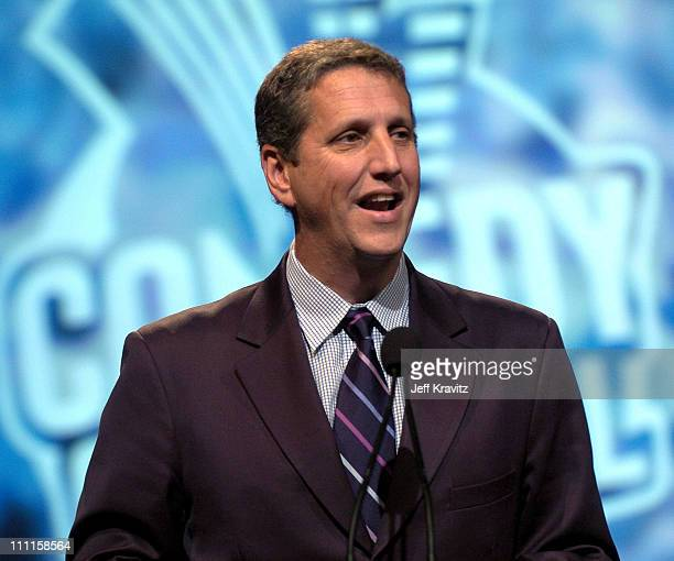 Doug Herzog president of Comedy Central during MTV Networks TCA July 23 2004 at Century Plaza in Los Angeles California United States