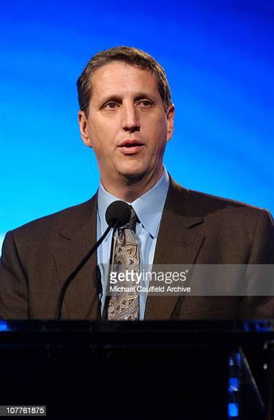 Doug Herzog President of USA Networks during USA SCI FI Presentation at the Television Critics Association Meeting at Television Critics Association...