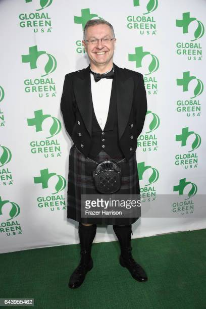 Doug Hutchieson attends the 14th Annual Global Green Pre Oscar Party at TAO Hollywood on February 22 2017 in Los Angeles California