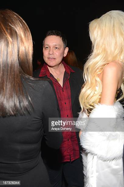 Doug Hutchison attends the Muay Thai in America In Honor Of The King Celebrity VIP Event at Raleigh Studios on December 1 2012 in Los Angeles...
